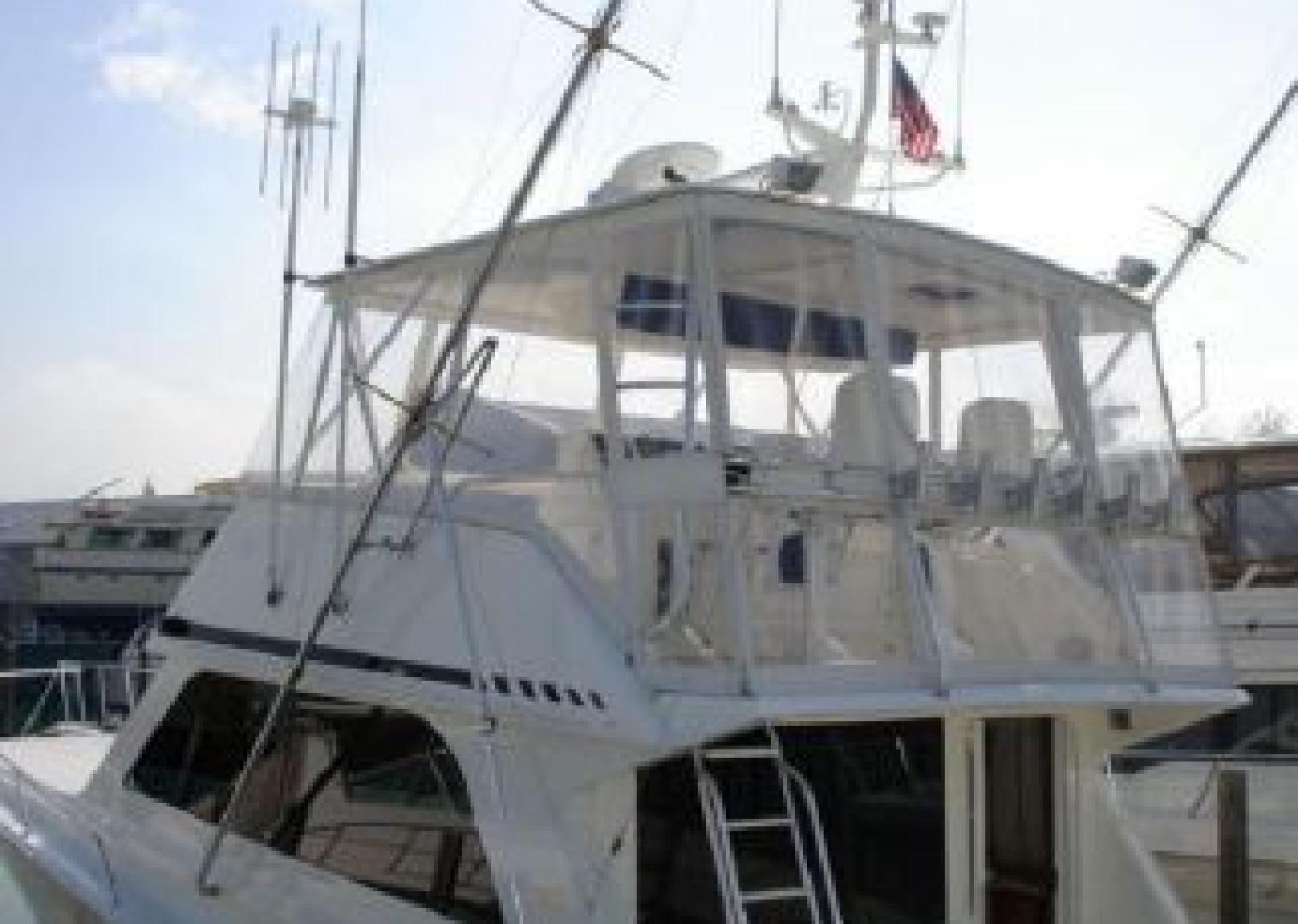 Viking-Convertible 1997-Sweet Escape Dania Beach-Florida-United States-1507545   Thumbnail