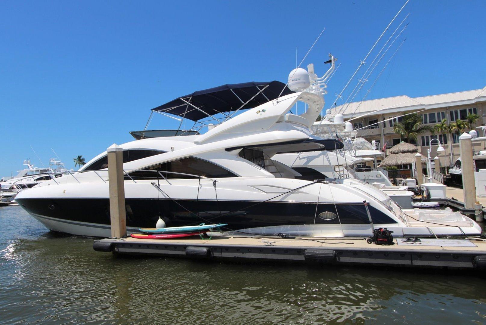 Sunseeker-MANHATTAN 66 2006 -Dania Beach-Florida-United States-1506221   Thumbnail