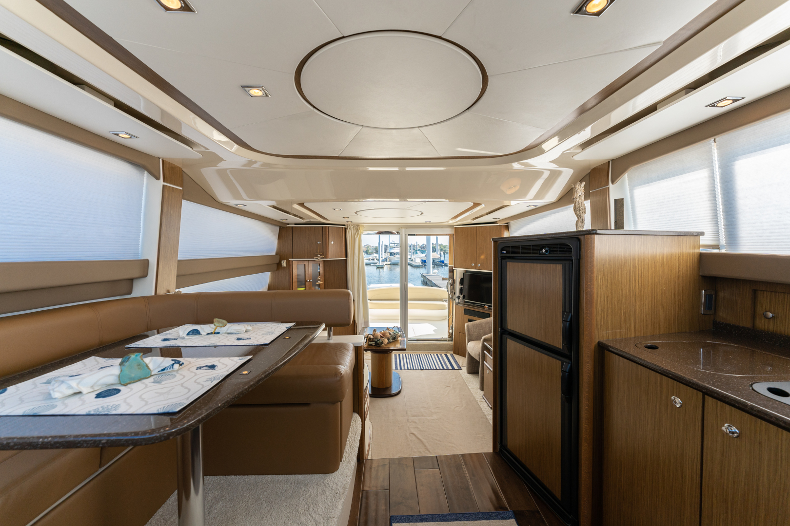 Meridian-441 Motor Yacht 2016-Friend Ship League City-Texas-United States-Meridian 441 2016 Friend Ship-1508210 | Thumbnail