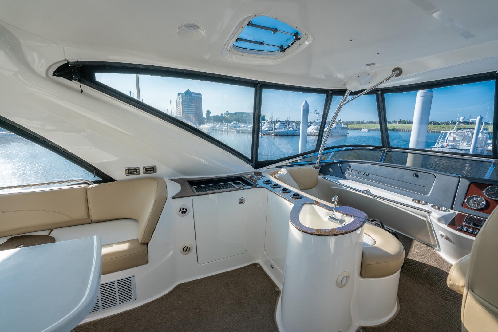Meridian-441 Motor Yacht 2016-Friend Ship League City-Texas-United States-Meridian 441 2016 Friend Ship-1508181 | Thumbnail