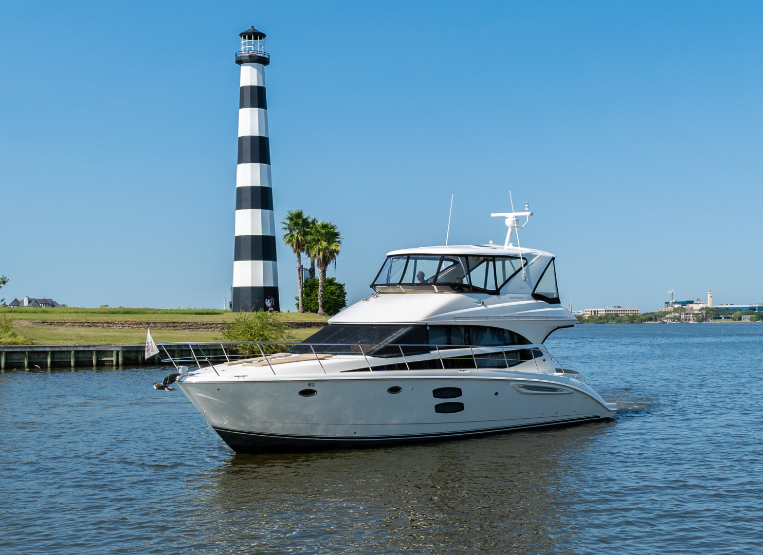 Meridian-441 Motor Yacht 2016-Friend Ship League City-Texas-United States-1508215 | Thumbnail