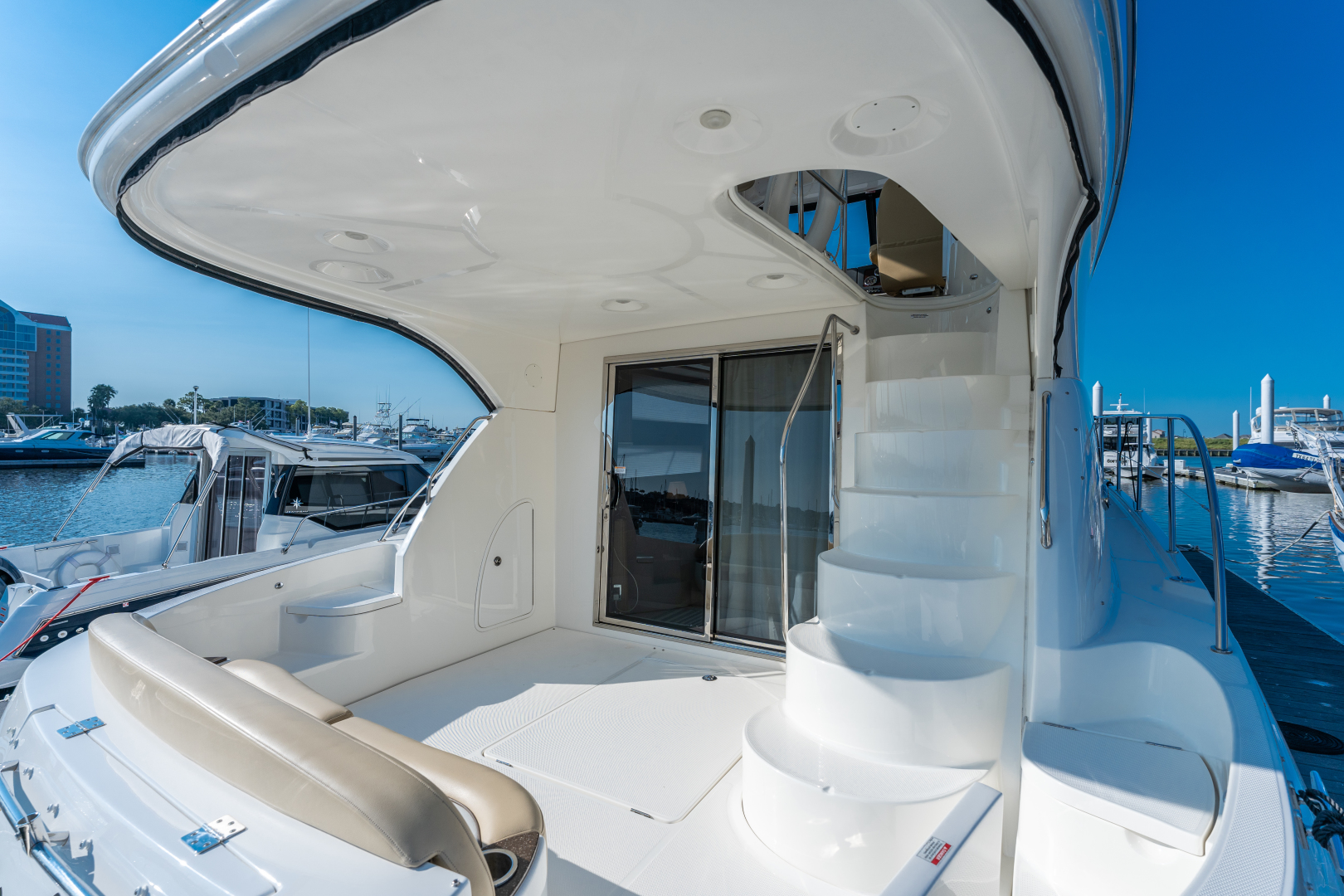Meridian-441 Motor Yacht 2016-Friend Ship League City-Texas-United States-Meridian 441 2016 Friend Ship-1508185 | Thumbnail