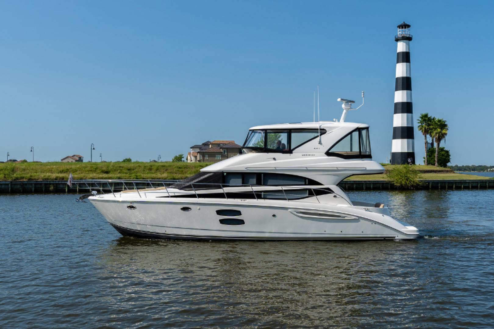 Meridian-441 Motor Yacht 2016-Friend Ship League City-Texas-United States-Meridian 441 2016 Friend Ship-1507311 | Thumbnail