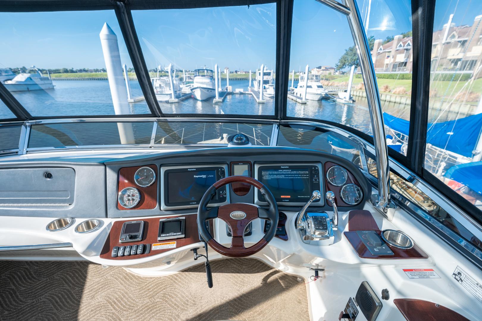 Meridian-441 Motor Yacht 2016-Friend Ship League City-Texas-United States-Meridian 441 2016 Friend Ship-1508183 | Thumbnail