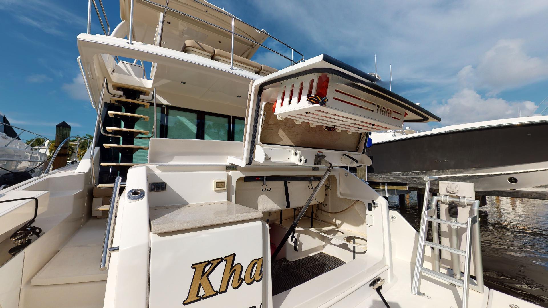 Tiara Yachts-50 Flybridge 2015-Khatch You Later North Palm Beach-Florida-United States-Garage-1509447 | Thumbnail