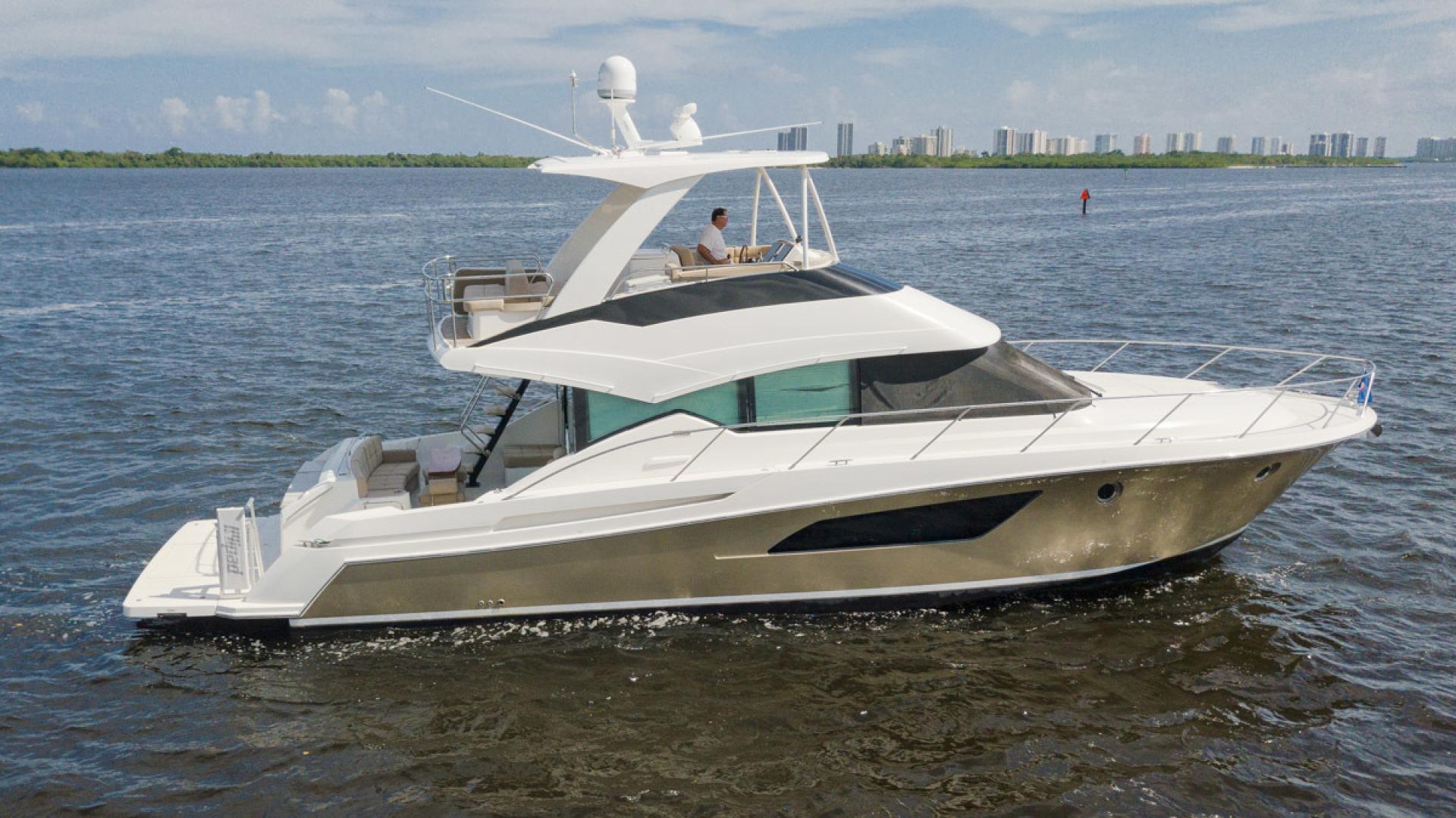 Tiara Yachts-50 Flybridge 2015-Khatch You Later North Palm Beach-Florida-United States-Khatch You Later-1509531 | Thumbnail