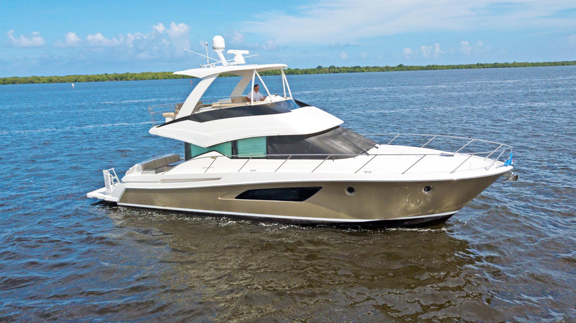 Tiara Yachts-50 Flybridge 2015-Khatch You Later North Palm Beach-Florida-United States-Khatch You Later-1509535 | Thumbnail
