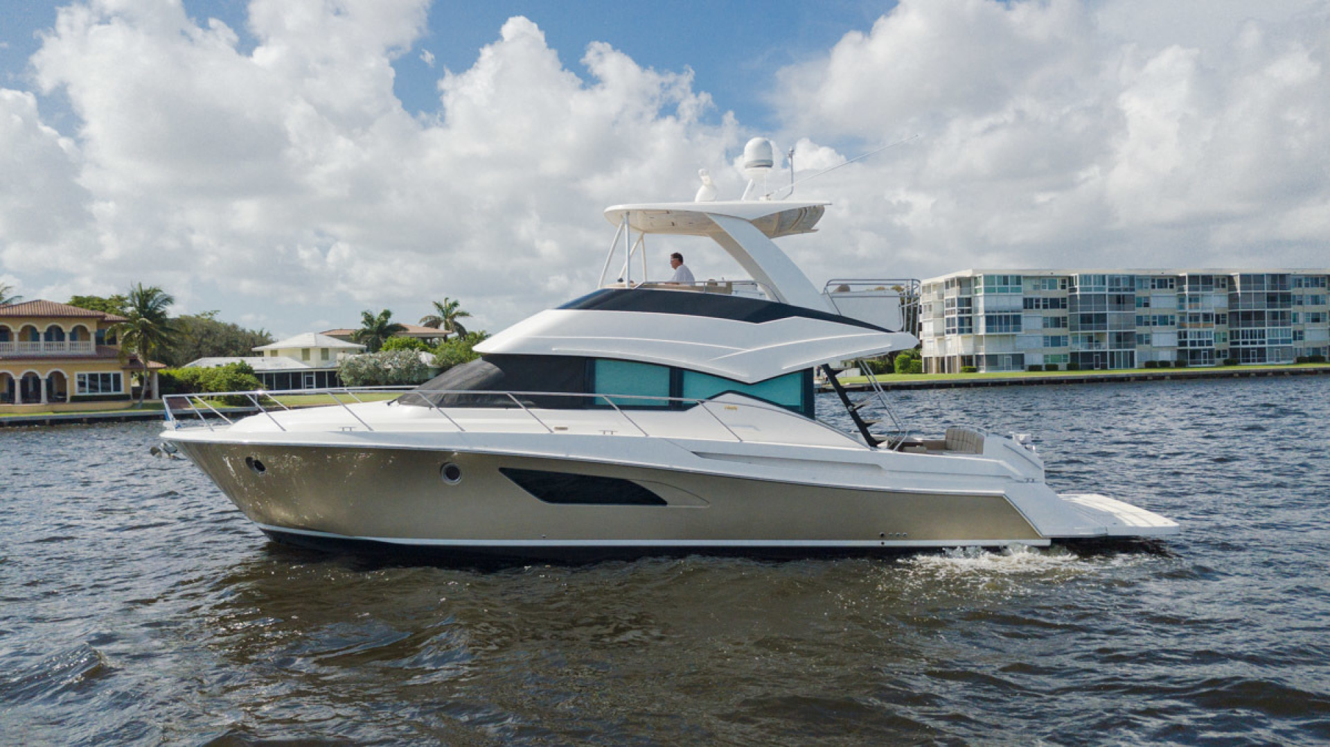 Tiara Yachts-50 Flybridge 2015-Khatch You Later North Palm Beach-Florida-United States-Khatch You Later-1509534 | Thumbnail