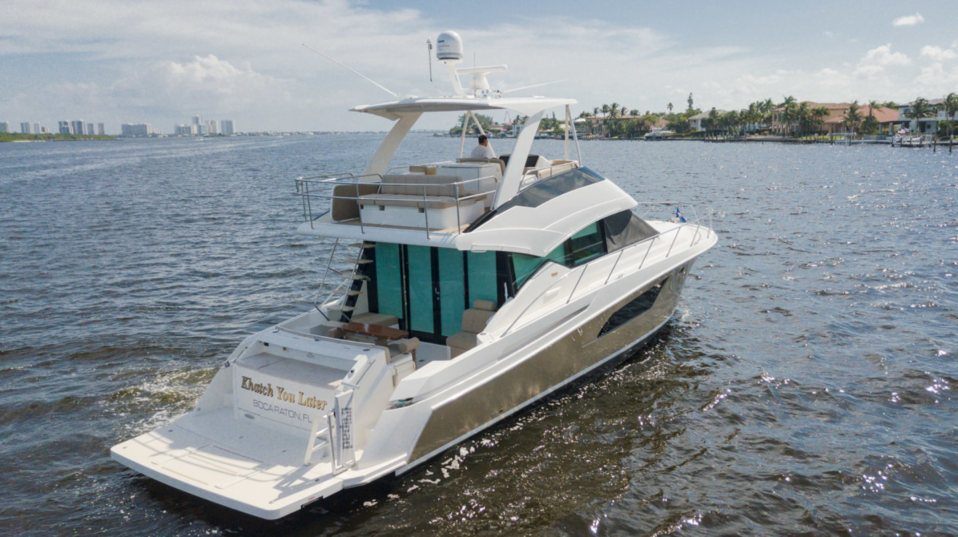Tiara Yachts-50 Flybridge 2015-Khatch You Later North Palm Beach-Florida-United States-Khatch You Later-1509532 | Thumbnail