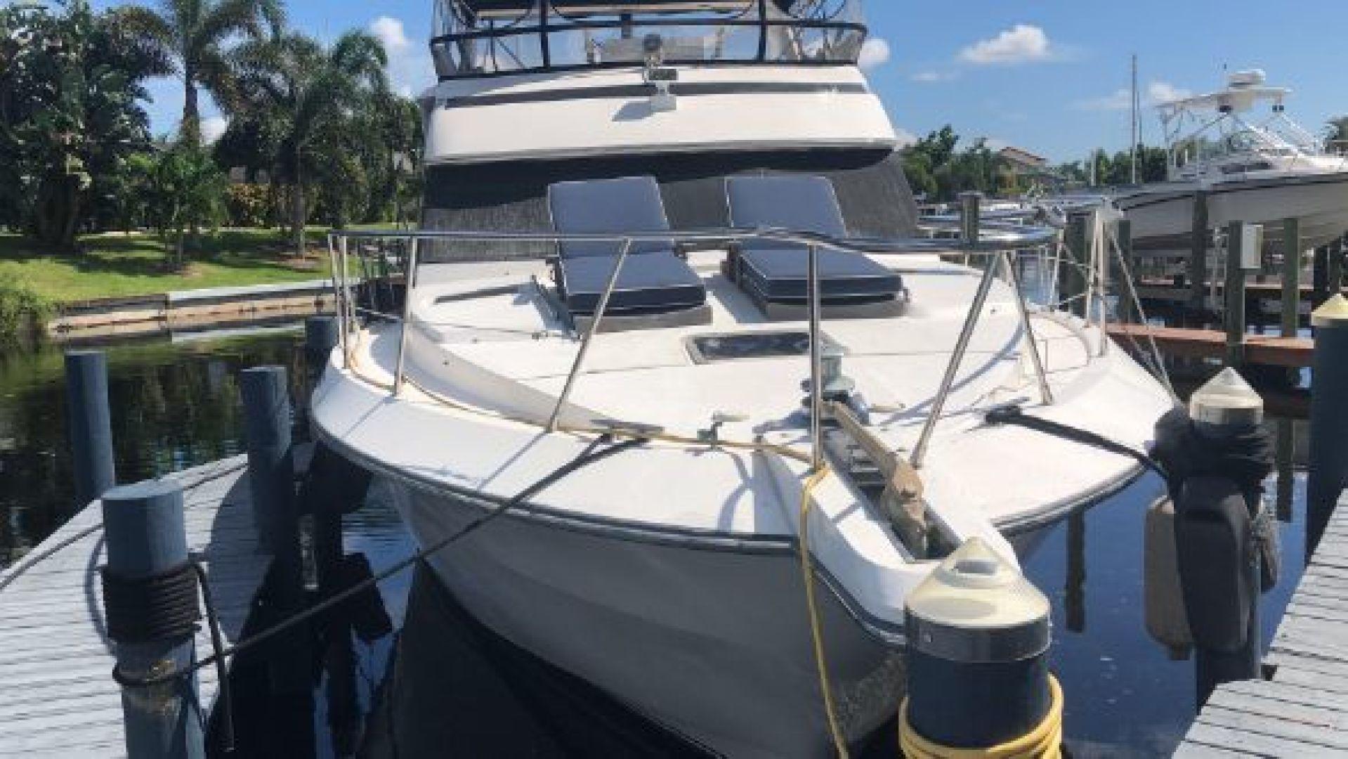 Dyna Yachts 1988-Sanibel Breeze Cape Coral-Florida-United States-1507769 | Thumbnail