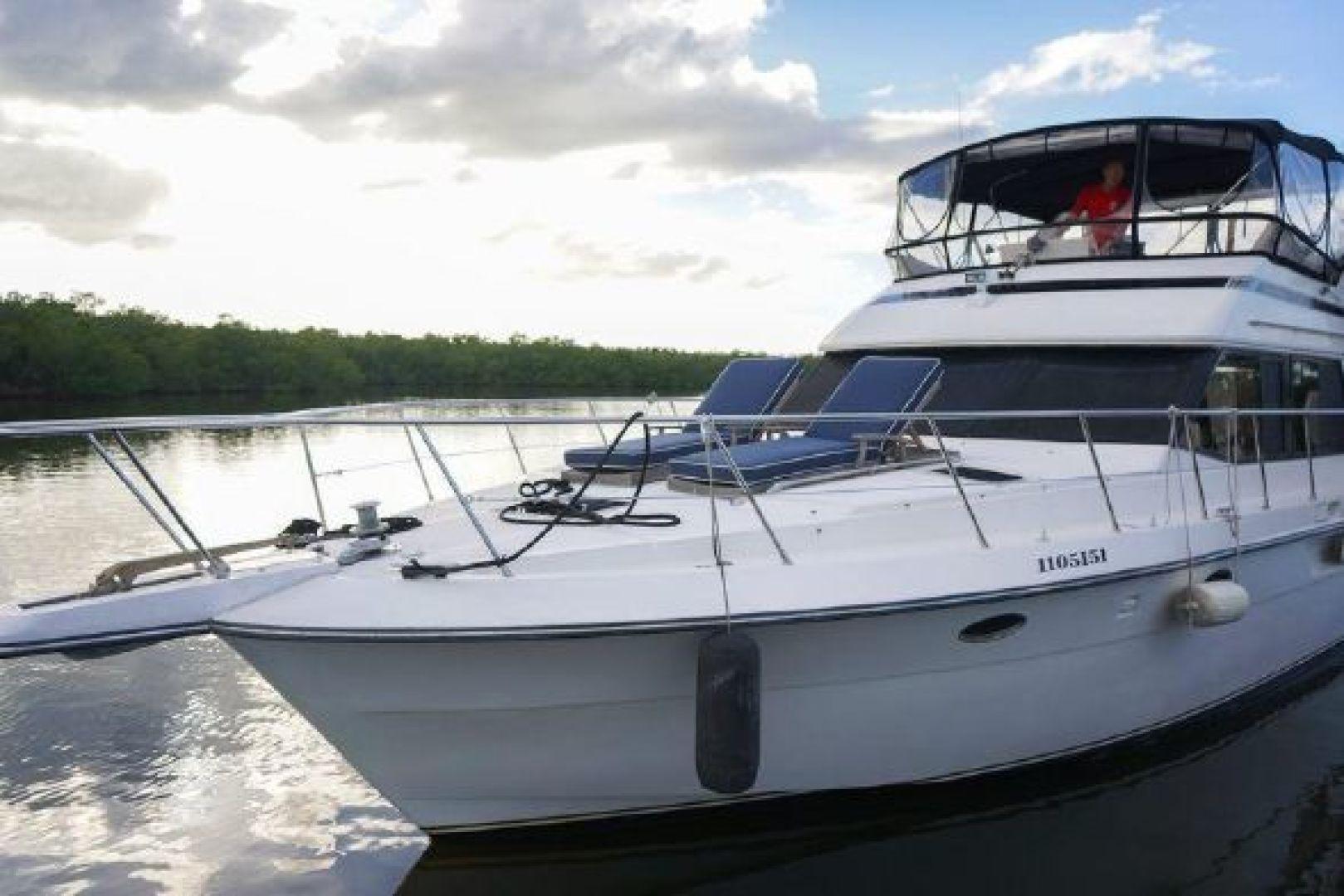 Dyna Yachts 1988-Sanibel Breeze Cape Coral-Florida-United States-1507732 | Thumbnail