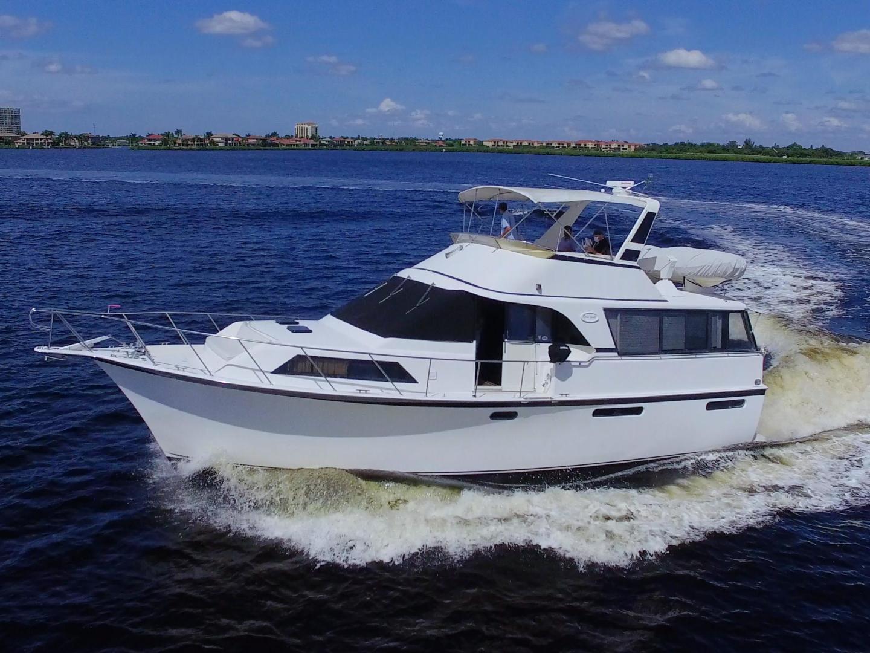 Ocean Yachts-48 MOTOR YACHT 1992-Petra Palmetto-Florida-United States-1512887 | Thumbnail