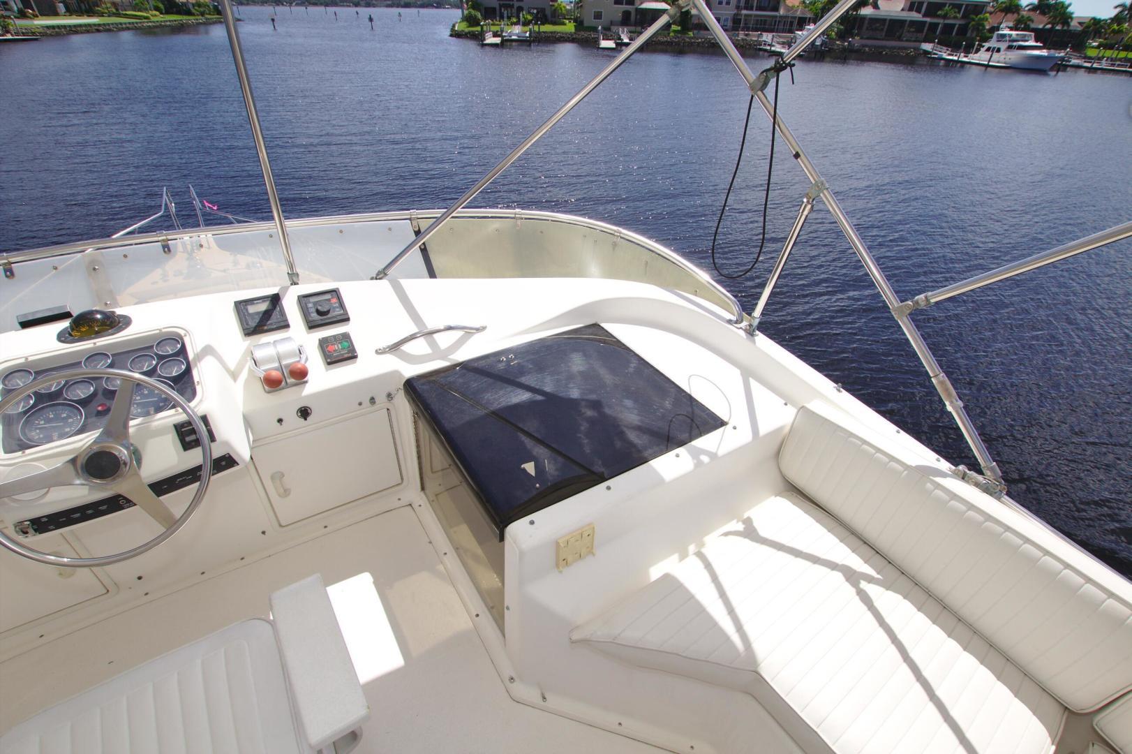 Ocean Yachts-48 MOTOR YACHT 1992-Petra Palmetto-Florida-United States-1512899 | Thumbnail
