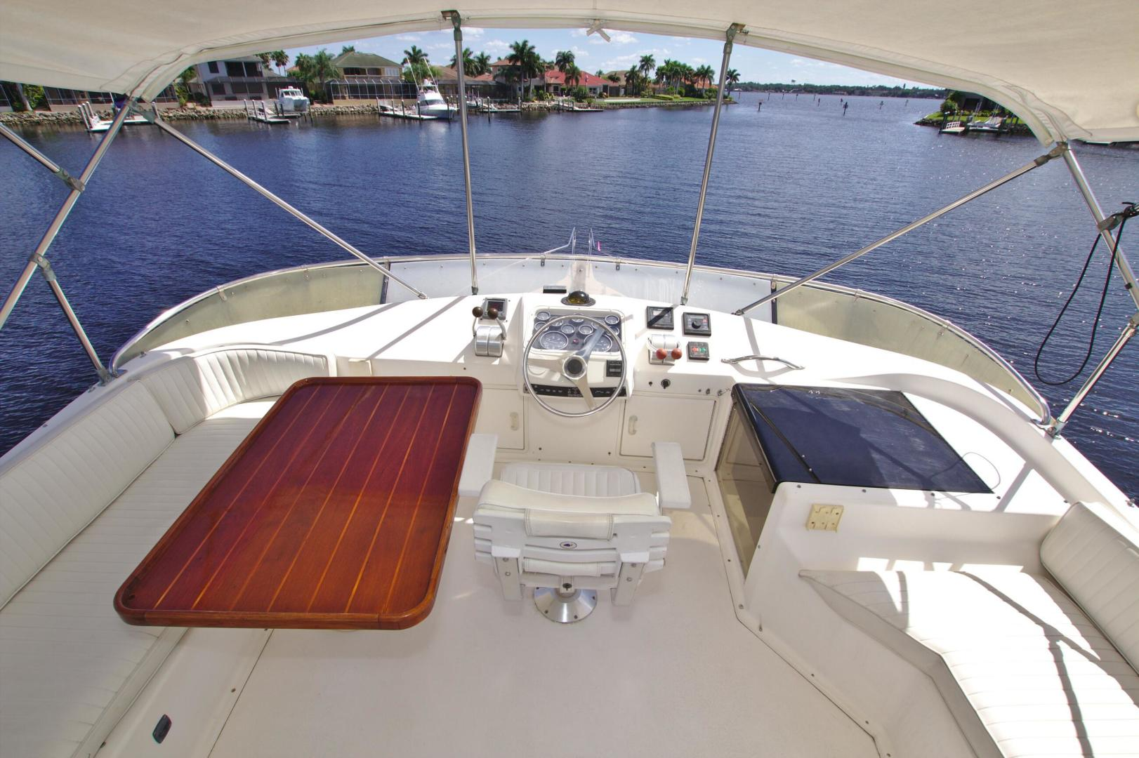 Ocean Yachts-48 MOTOR YACHT 1992-Petra Palmetto-Florida-United States-1512895 | Thumbnail