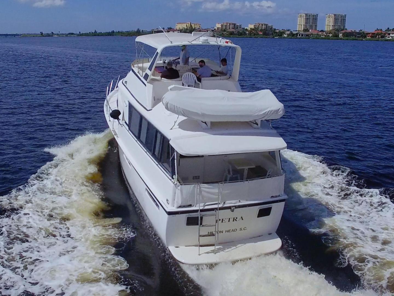 Ocean Yachts-48 MOTOR YACHT 1992-Petra Palmetto-Florida-United States-1512886 | Thumbnail