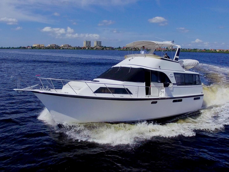 Ocean Yachts-48 MOTOR YACHT 1992-Petra Palmetto-Florida-United States-1512888 | Thumbnail