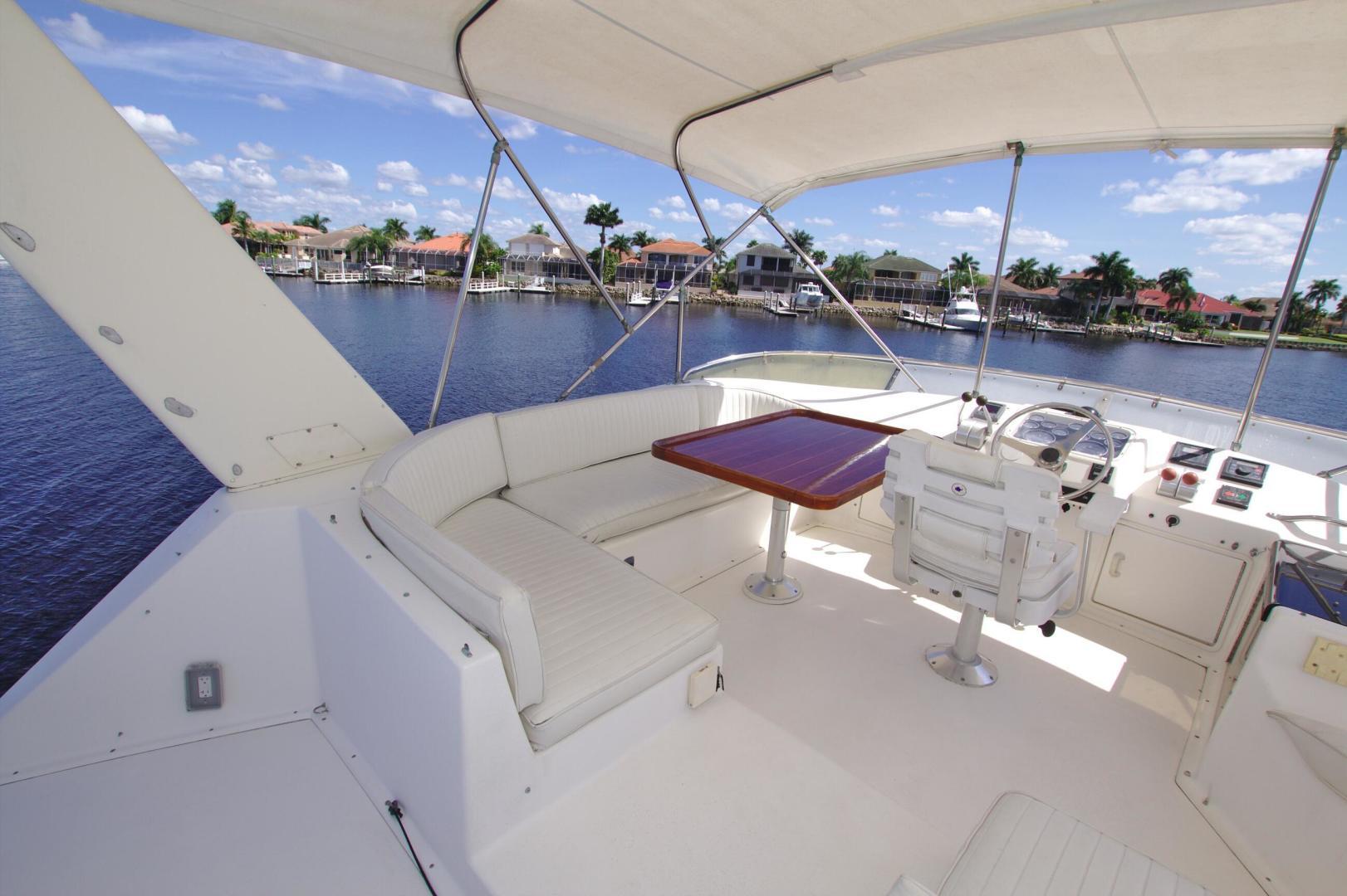 Ocean Yachts-48 MOTOR YACHT 1992-Petra Palmetto-Florida-United States-1512894 | Thumbnail