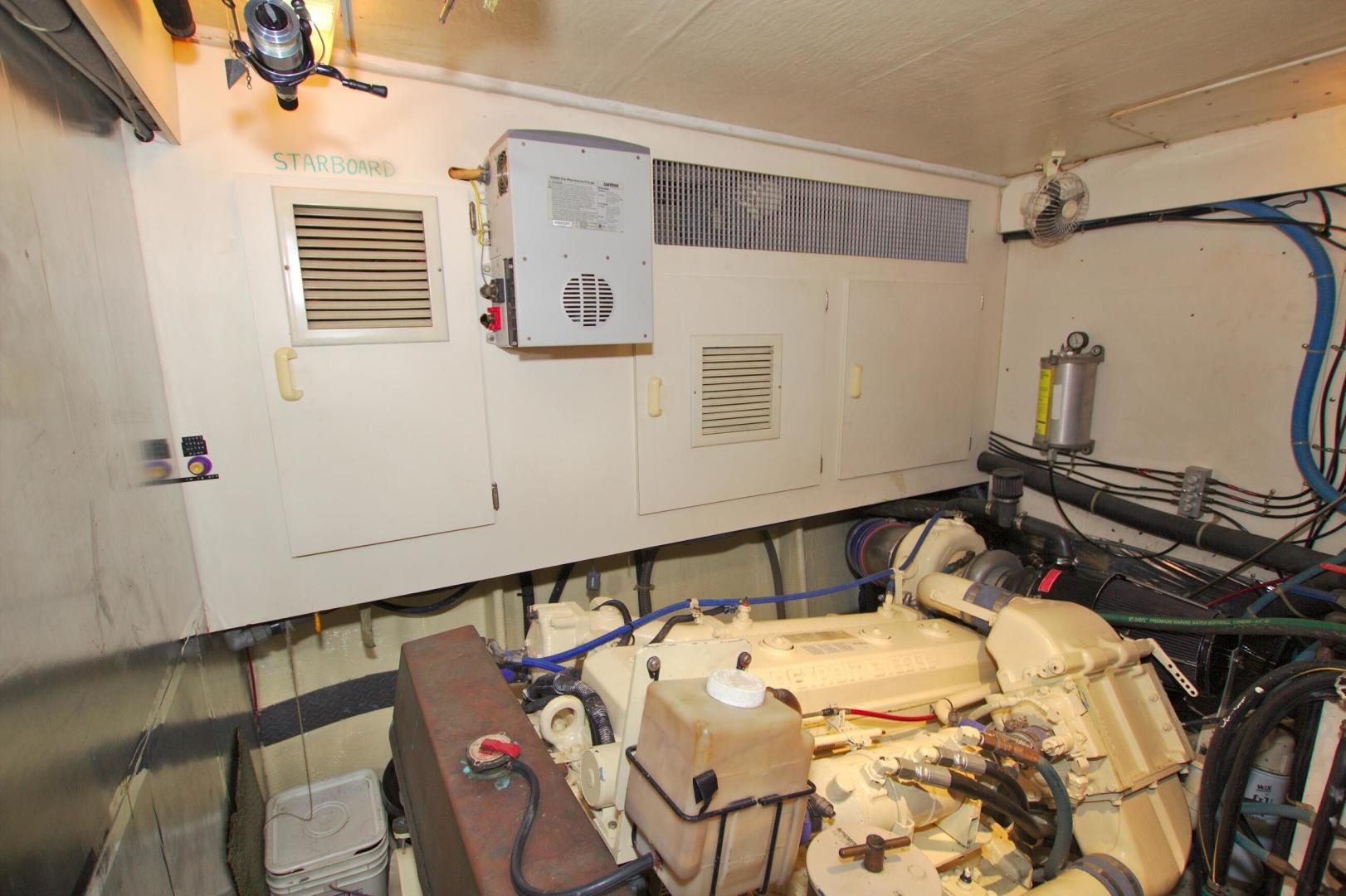 Ocean Yachts-48 MOTOR YACHT 1992-Petra Palmetto-Florida-United States-1512938 | Thumbnail