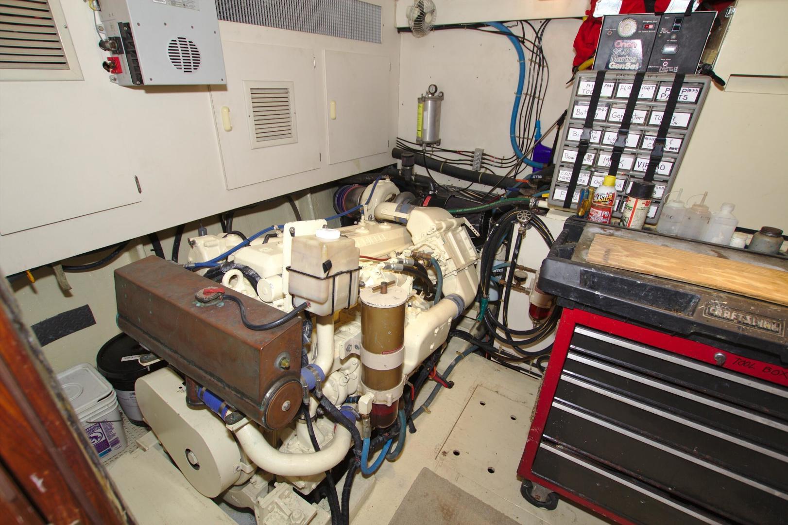 Ocean Yachts-48 MOTOR YACHT 1992-Petra Palmetto-Florida-United States-1512937 | Thumbnail