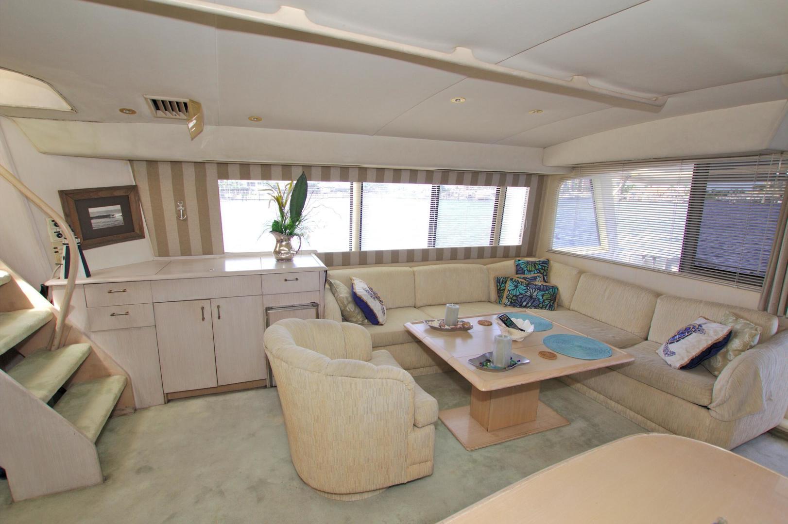 Ocean Yachts-48 MOTOR YACHT 1992-Petra Palmetto-Florida-United States-1512906 | Thumbnail