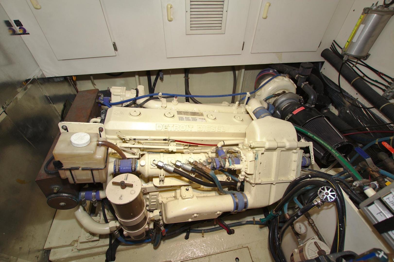 Ocean Yachts-48 MOTOR YACHT 1992-Petra Palmetto-Florida-United States-1512939 | Thumbnail
