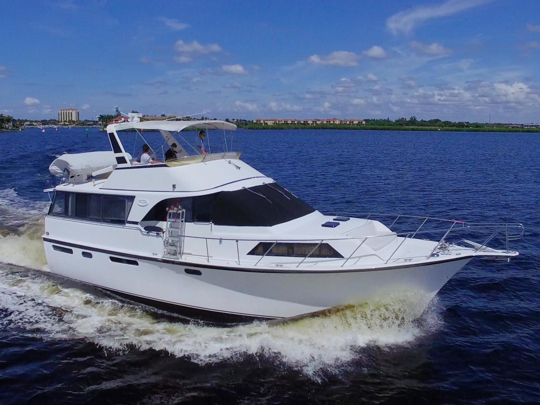 Ocean Yachts-48 MOTOR YACHT 1992-Petra Palmetto-Florida-United States-1512884 | Thumbnail