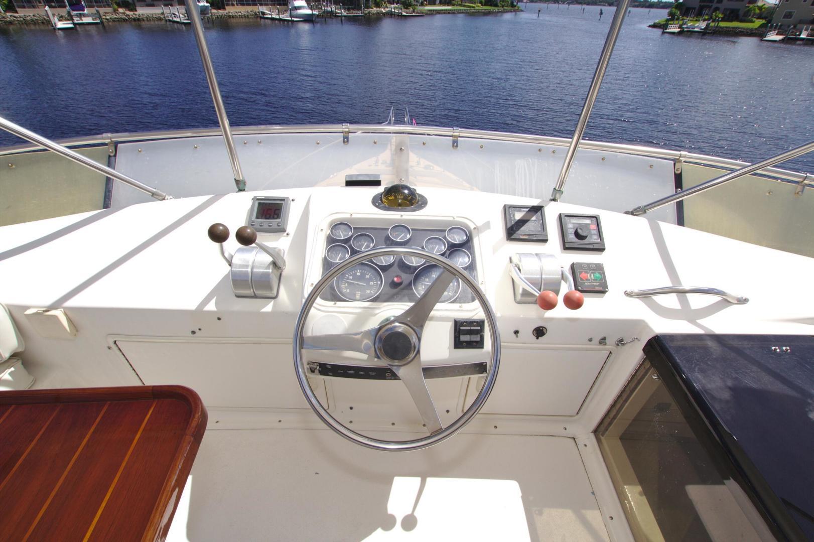 Ocean Yachts-48 MOTOR YACHT 1992-Petra Palmetto-Florida-United States-1512896 | Thumbnail