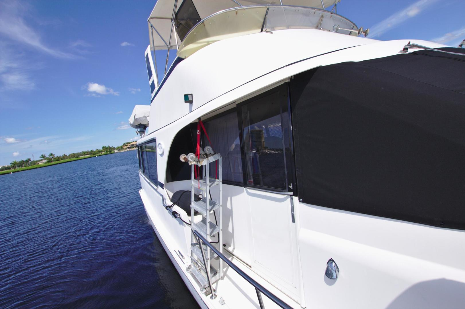 Ocean Yachts-48 MOTOR YACHT 1992-Petra Palmetto-Florida-United States-1512900 | Thumbnail