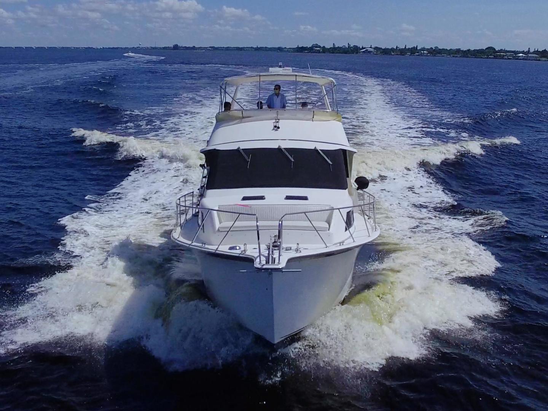 Ocean Yachts-48 MOTOR YACHT 1992-Petra Palmetto-Florida-United States-1512890 | Thumbnail