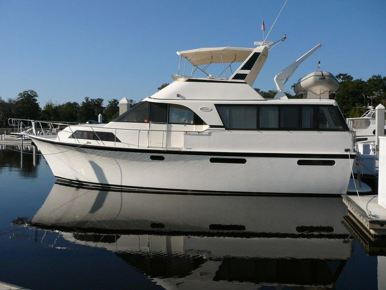 Ocean Yachts-48 MOTOR YACHT 1992-Petra Palmetto-Florida-United States-1512949 | Thumbnail