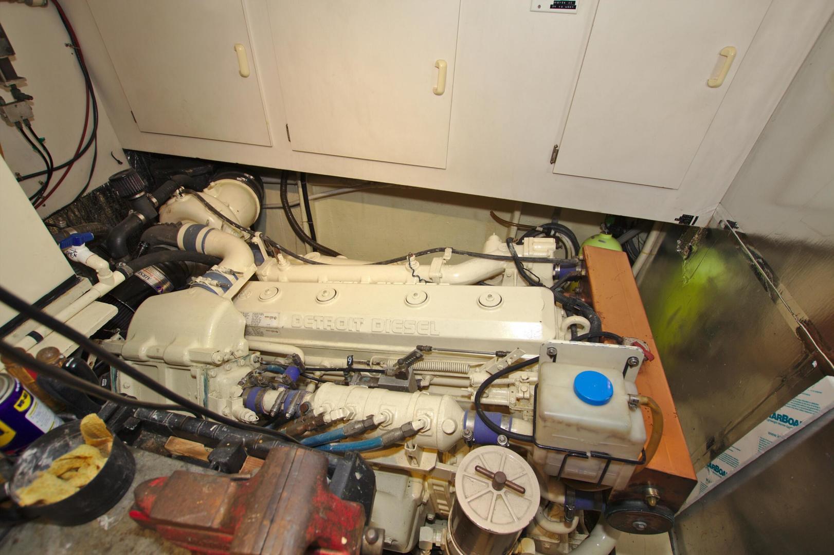 Ocean Yachts-48 MOTOR YACHT 1992-Petra Palmetto-Florida-United States-1512945 | Thumbnail