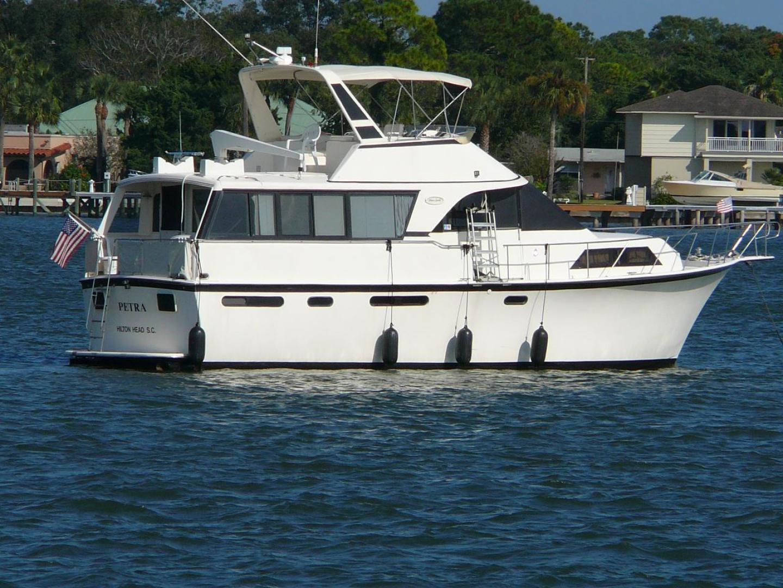 Ocean Yachts-48 MOTOR YACHT 1992-Petra Palmetto-Florida-United States-1512952 | Thumbnail