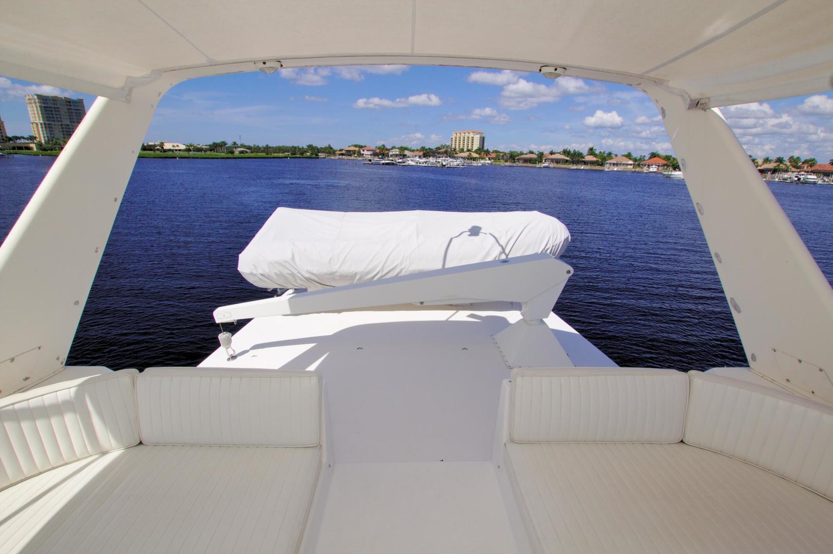 Ocean Yachts-48 MOTOR YACHT 1992-Petra Palmetto-Florida-United States-1512892 | Thumbnail