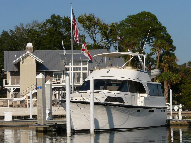 Ocean Yachts-48 MOTOR YACHT 1992-Petra Palmetto-Florida-United States-1512950 | Thumbnail