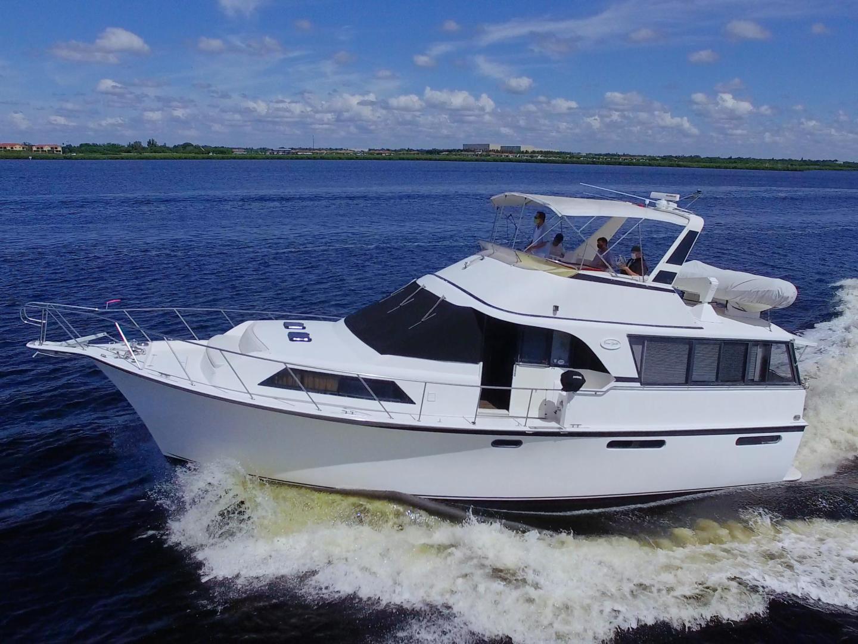 Ocean Yachts-48 MOTOR YACHT 1992-Petra Palmetto-Florida-United States-1512889 | Thumbnail