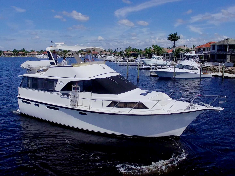 Ocean Yachts-48 MOTOR YACHT 1992-Petra Palmetto-Florida-United States-1512948 | Thumbnail