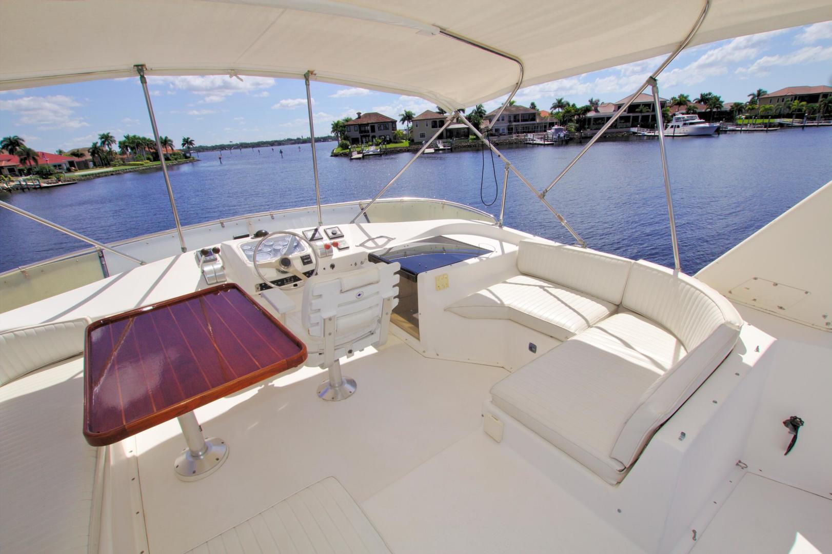 Ocean Yachts-48 MOTOR YACHT 1992-Petra Palmetto-Florida-United States-1512898 | Thumbnail
