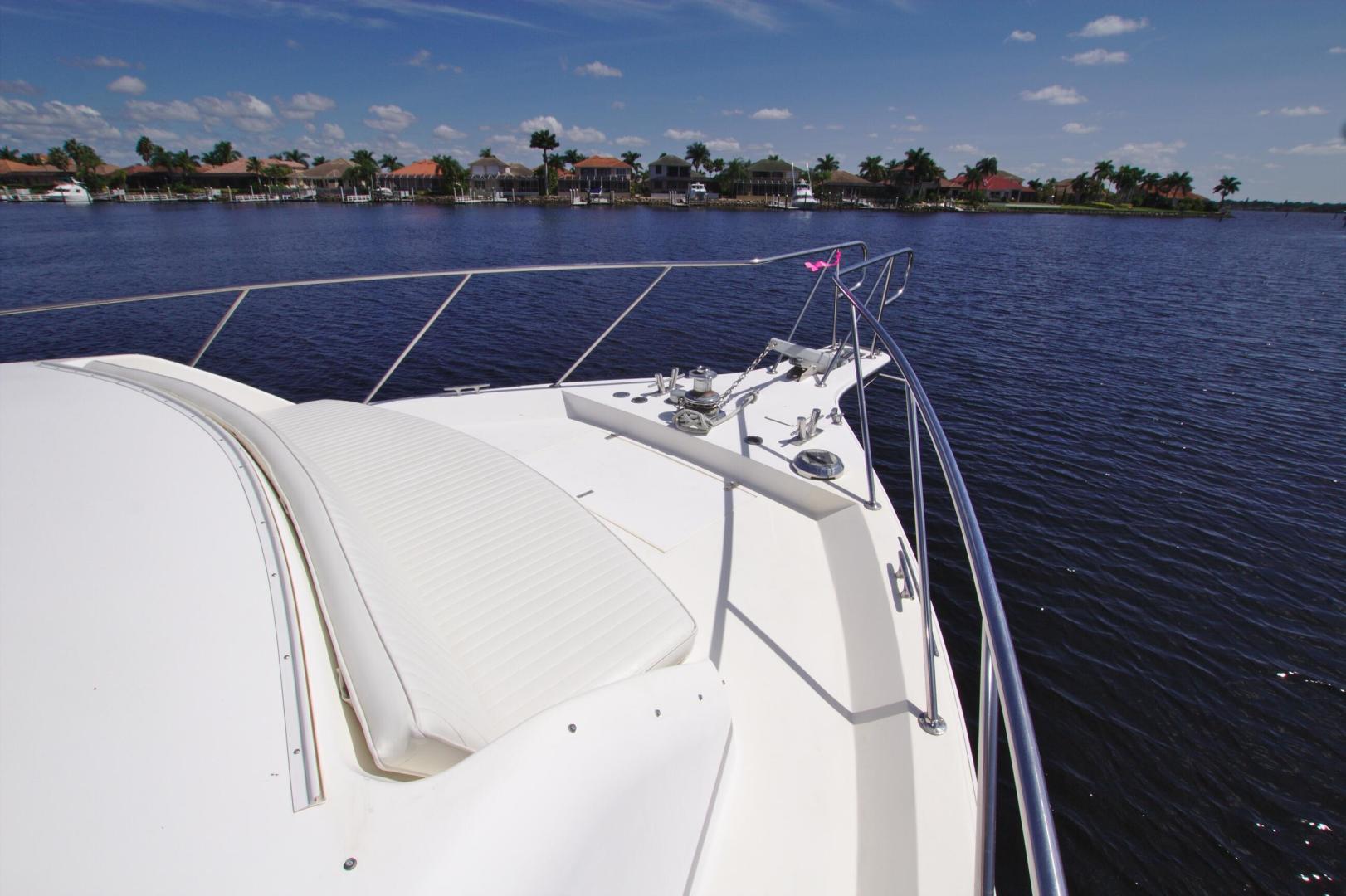 Ocean Yachts-48 MOTOR YACHT 1992-Petra Palmetto-Florida-United States-1512902 | Thumbnail