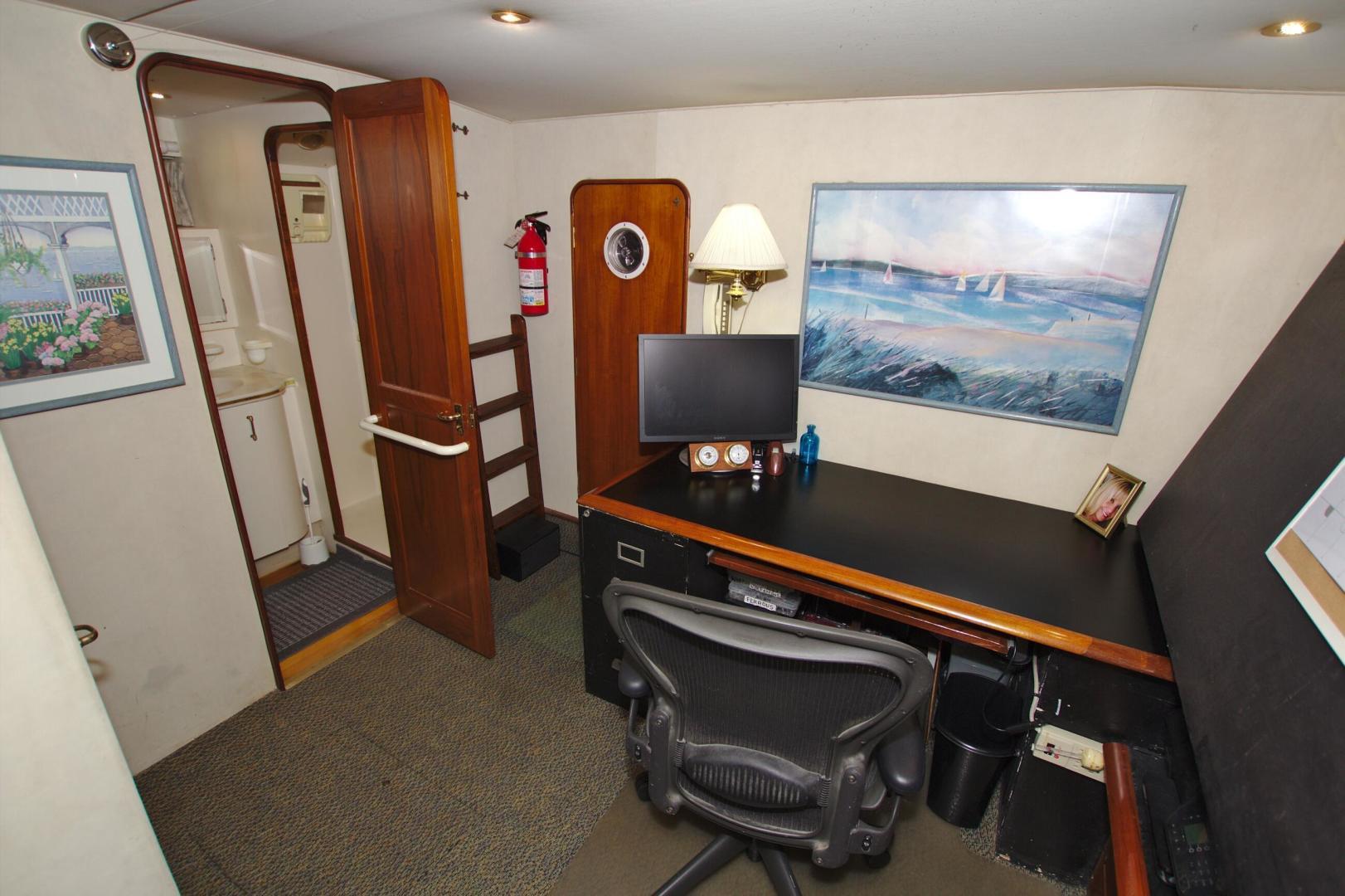 Ocean Yachts-48 MOTOR YACHT 1992-Petra Palmetto-Florida-United States-1512933 | Thumbnail