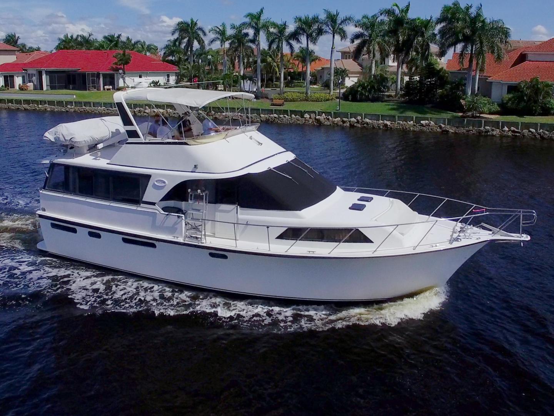 Ocean Yachts-48 MOTOR YACHT 1992-Petra Palmetto-Florida-United States-1512891 | Thumbnail