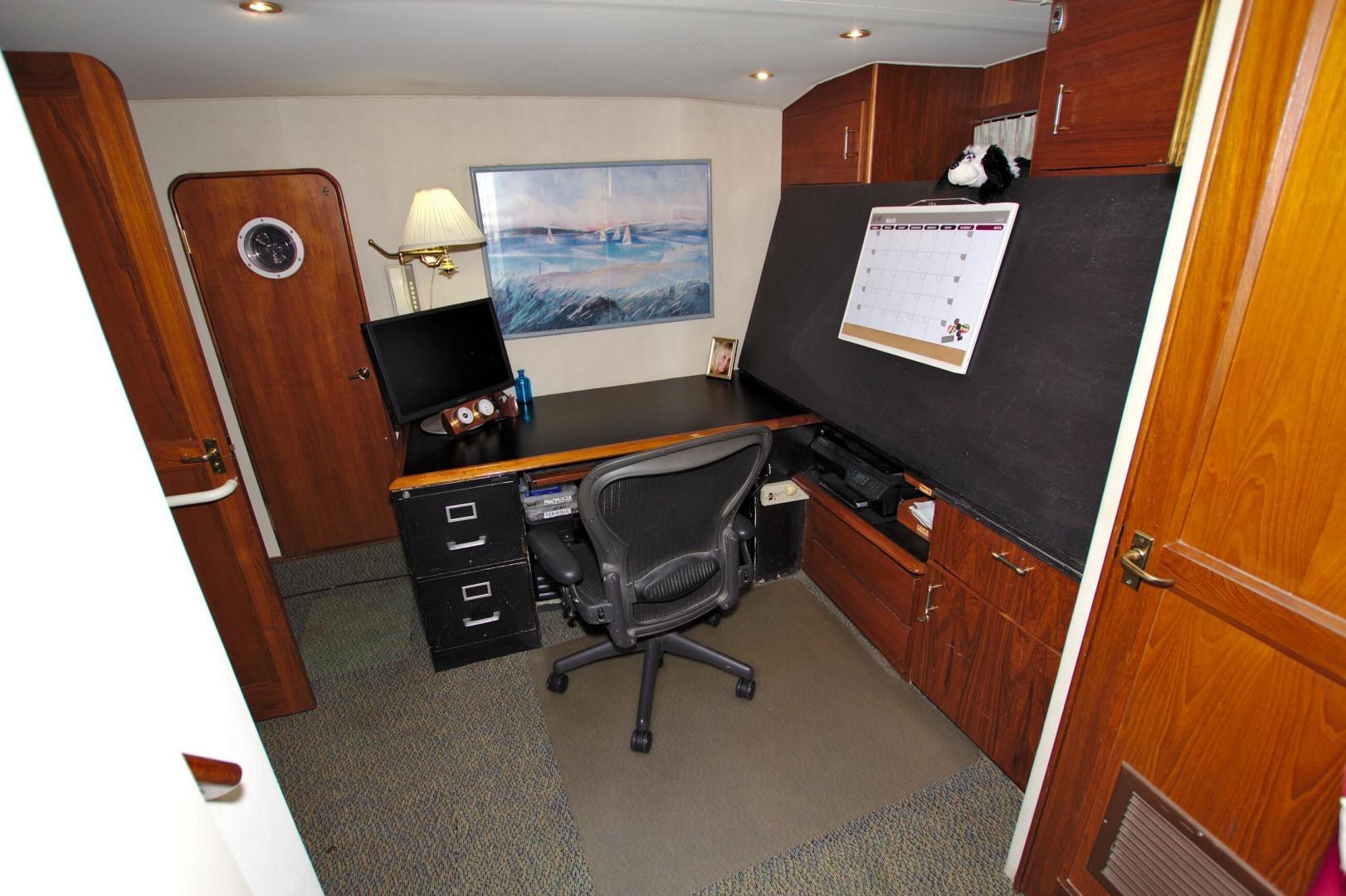Ocean Yachts-48 MOTOR YACHT 1992-Petra Palmetto-Florida-United States-1512930 | Thumbnail