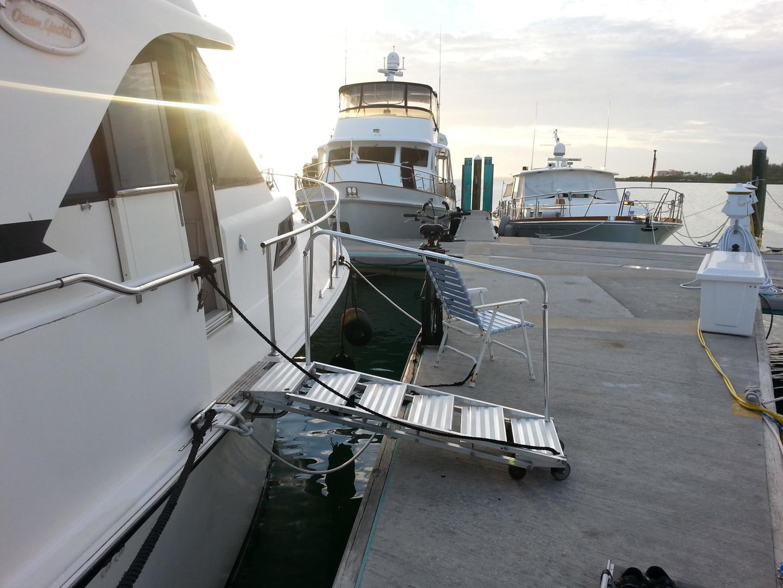 Ocean Yachts-48 MOTOR YACHT 1992-Petra Palmetto-Florida-United States-1512951 | Thumbnail
