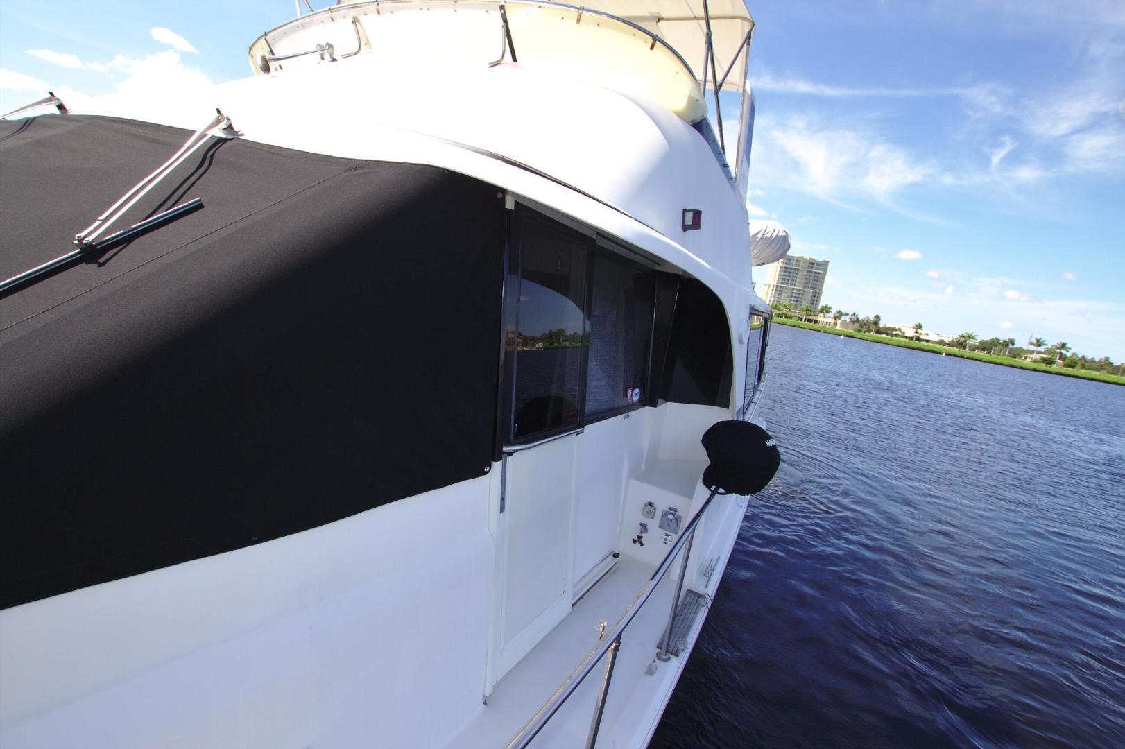Ocean Yachts-48 MOTOR YACHT 1992-Petra Palmetto-Florida-United States-1512905 | Thumbnail