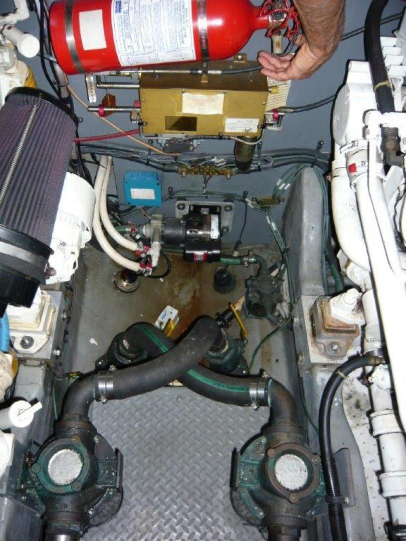 Sea Ray-400 Sedan Bridge 2000-400 Sedan Bridge Jacksonville-Florida-United States-1508909 | Thumbnail
