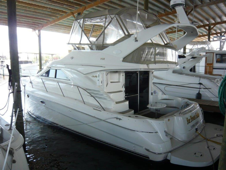 Sea Ray-400 Sedan Bridge 2000-400 Sedan Bridge Jacksonville-Florida-United States-1508865 | Thumbnail
