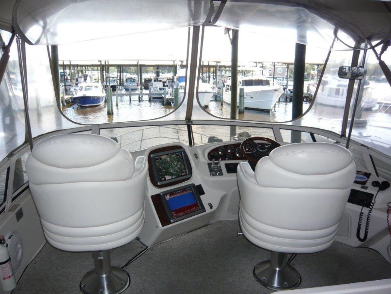 Sea Ray-400 Sedan Bridge 2000-400 Sedan Bridge Jacksonville-Florida-United States-1508890 | Thumbnail