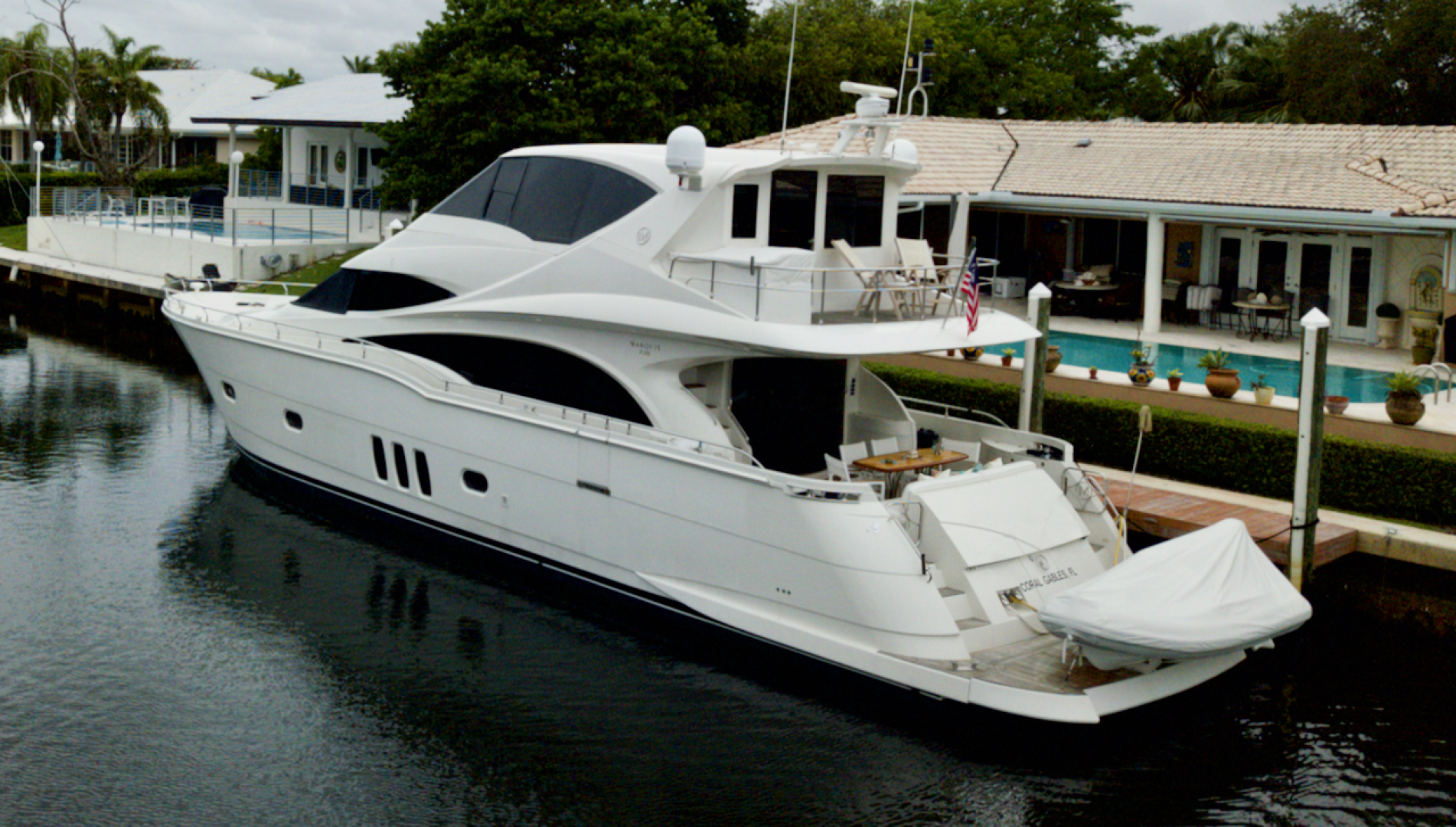 Marquis-Tri-Deck 2009-Queen Mara Coral Gables-Florida-United States-1509004 | Thumbnail