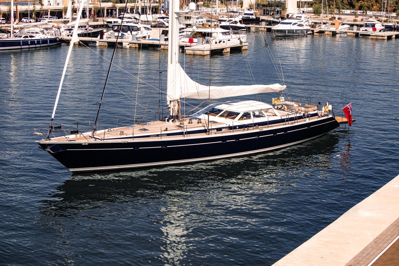 Jongert-2900M 1995-SCARENA Palma de Mallorca-Spain-1511161   Thumbnail