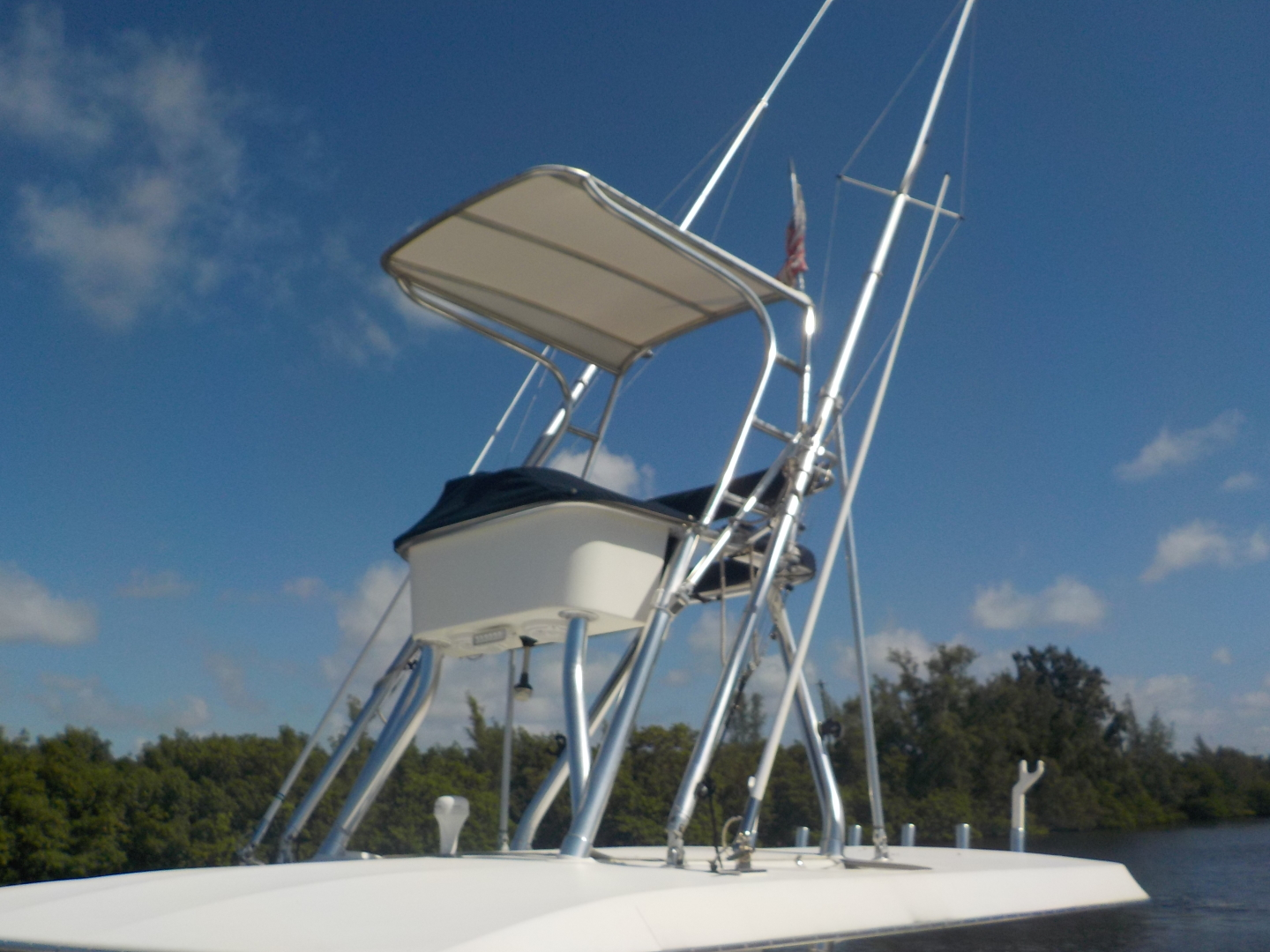 Venture-Center Console 1999-J Diesel Fort Lauderdale-Florida-United States-Tower-1509619 | Thumbnail