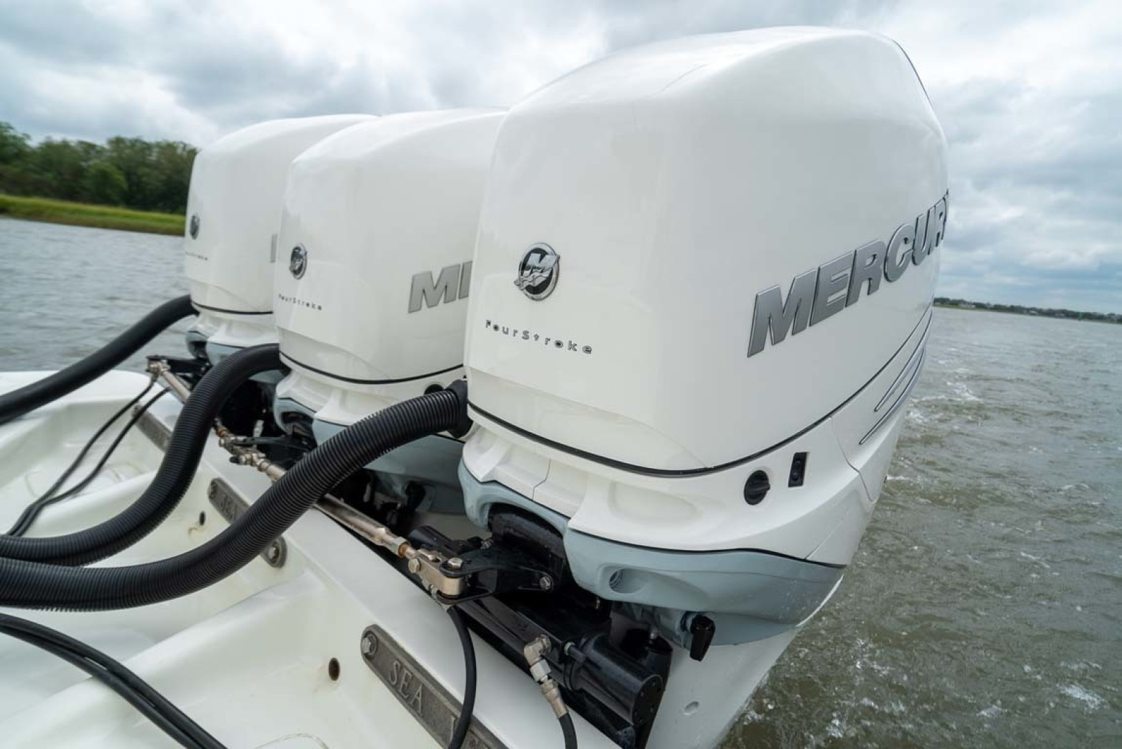SeaVee-340 B Center Console 2014-Riff Raff Mount Pleasant-South Carolina-United States-Engines-1509744 | Thumbnail